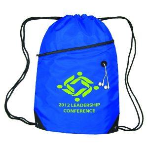 2012 Leadership Conference drawstring bag