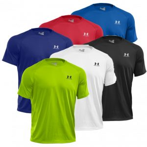 Under Armour assorted shirts