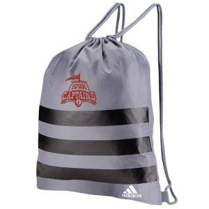 Adidas Iowa Captains drawstring bag