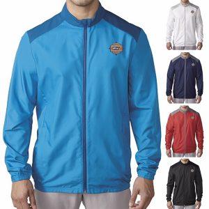 Assorted zip up jackets