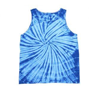 Tie Dye blue tank