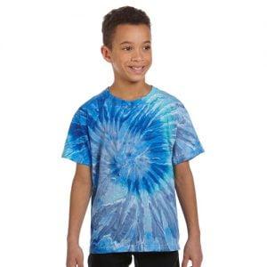 Tie Dye blue shirt