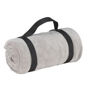 blanket with holder