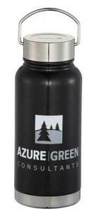Azure Green water bottle