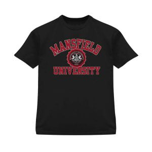 Mansfield University tee shirt