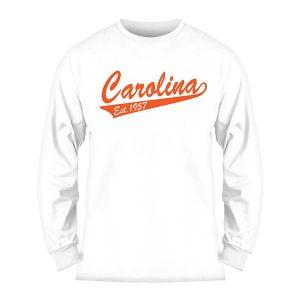 Carolina long sleeve shirt