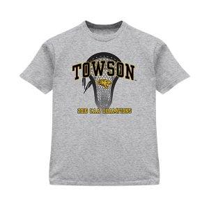 Towson lacrosse shirt