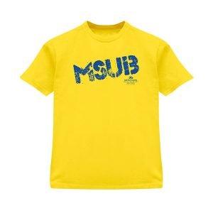 MSUB shirt
