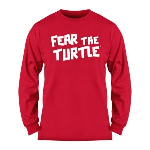 Fear the Turtle long sleeve shirt