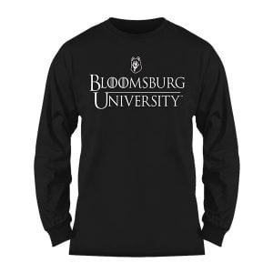 Bloomsburg University long sleeve shirt