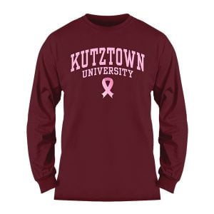 Kutztown University long sleeve shirt