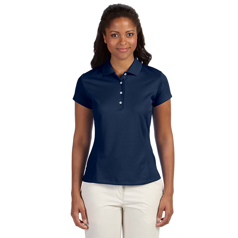 A171-Ladies'-CLimate-Texture-Solid-Polo