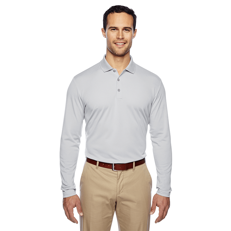 A186-Men's-Climate-Long-Sleeve-Polo