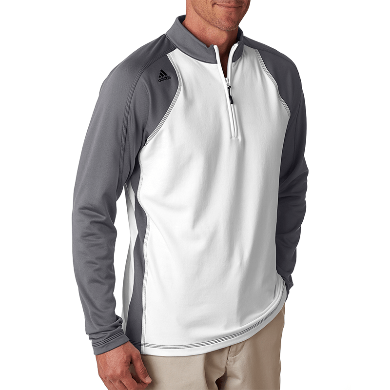 A276-Men's-Colorblock-Quarter-Zip