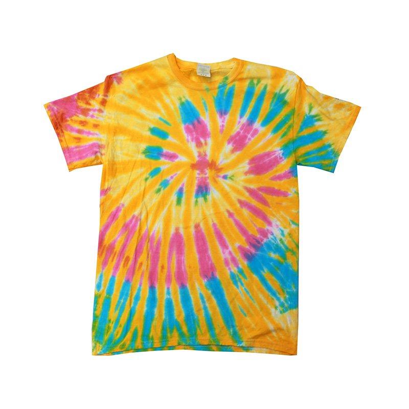 Tie Dye aurora shirt