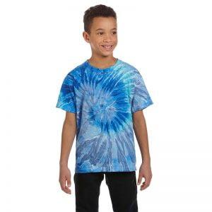 Tie Dye blue jerry shirt