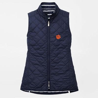 Clemson-Women's-Reversible-Vest