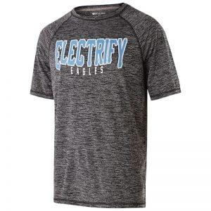 Holloway Electrify short sleeve shirt