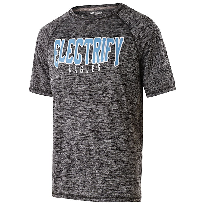 Holloway Electrify short sleeve shirt