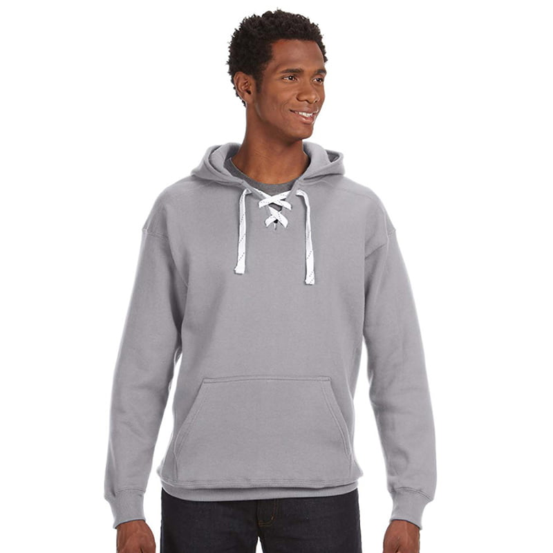 J. America lace hoodie