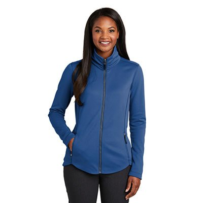 L904-Ladies-Collective-Smooth-Fleece-Jacket