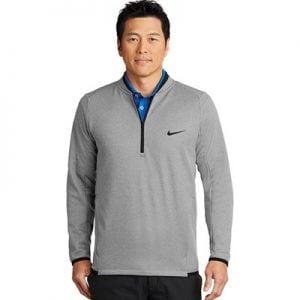 Nike quarter zip shirt