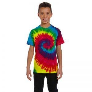 Tie Dye rainbow shirt