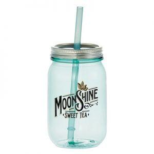 Moonshine Vintage mason jar