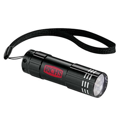 Rich's flashlight