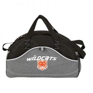 Wildcats sport duffel bag