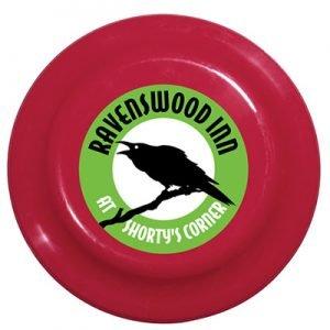 Ravenswood Inn frisbee