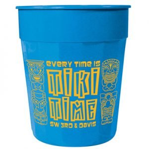 every time is tiki time cup