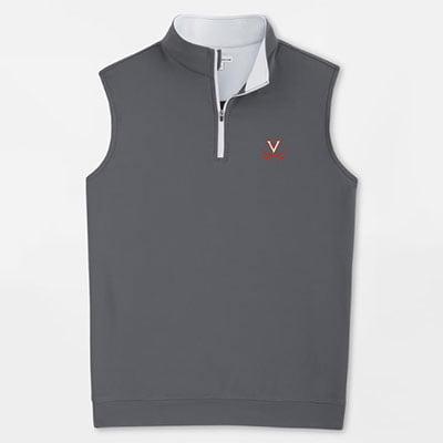 Virginia-Galway-Stretch-Loop-Terry-Quarter-Zip-Vest