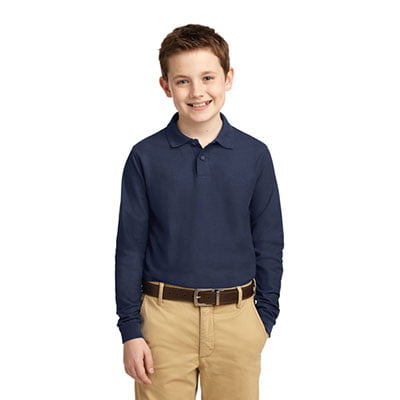 Y500LS-Youth-Long-Sleeve-Silk-Touch-Polo