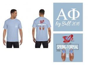 alphi phi tee shirt