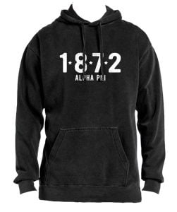 1872 Alpha Phi sweatshirt