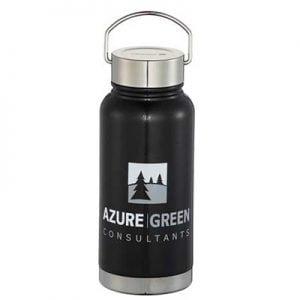 Azure Green Zippo bottle