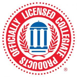 Officially Licensed Collegiate Products logo