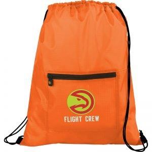 Flight Crew Brighttravels drawstring bag