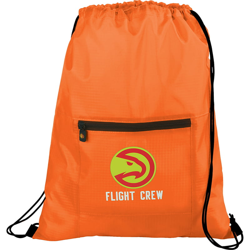 Flight Crew Brighttravels drawstring bag