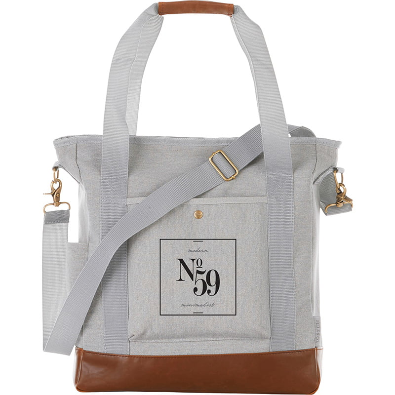 Field & Co 16oz Cotton Canvas Commuter Tote