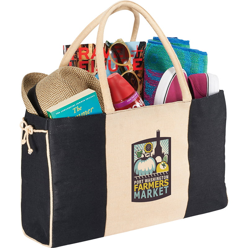 Port Washington Farmers Market tote