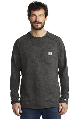 Carhartt delmont long sleeve shirt