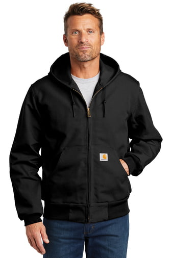 Tall Thermal-Lined Duck Active Jacket_model