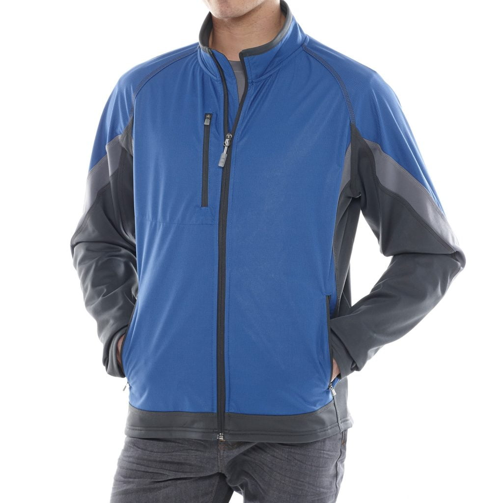 Elevate softshell jacket