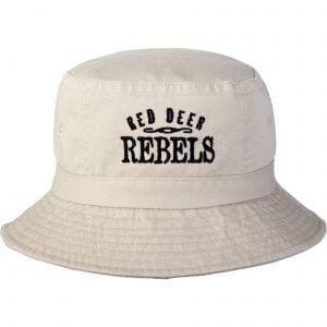 Elevate Red Deer Rebels bucket hat