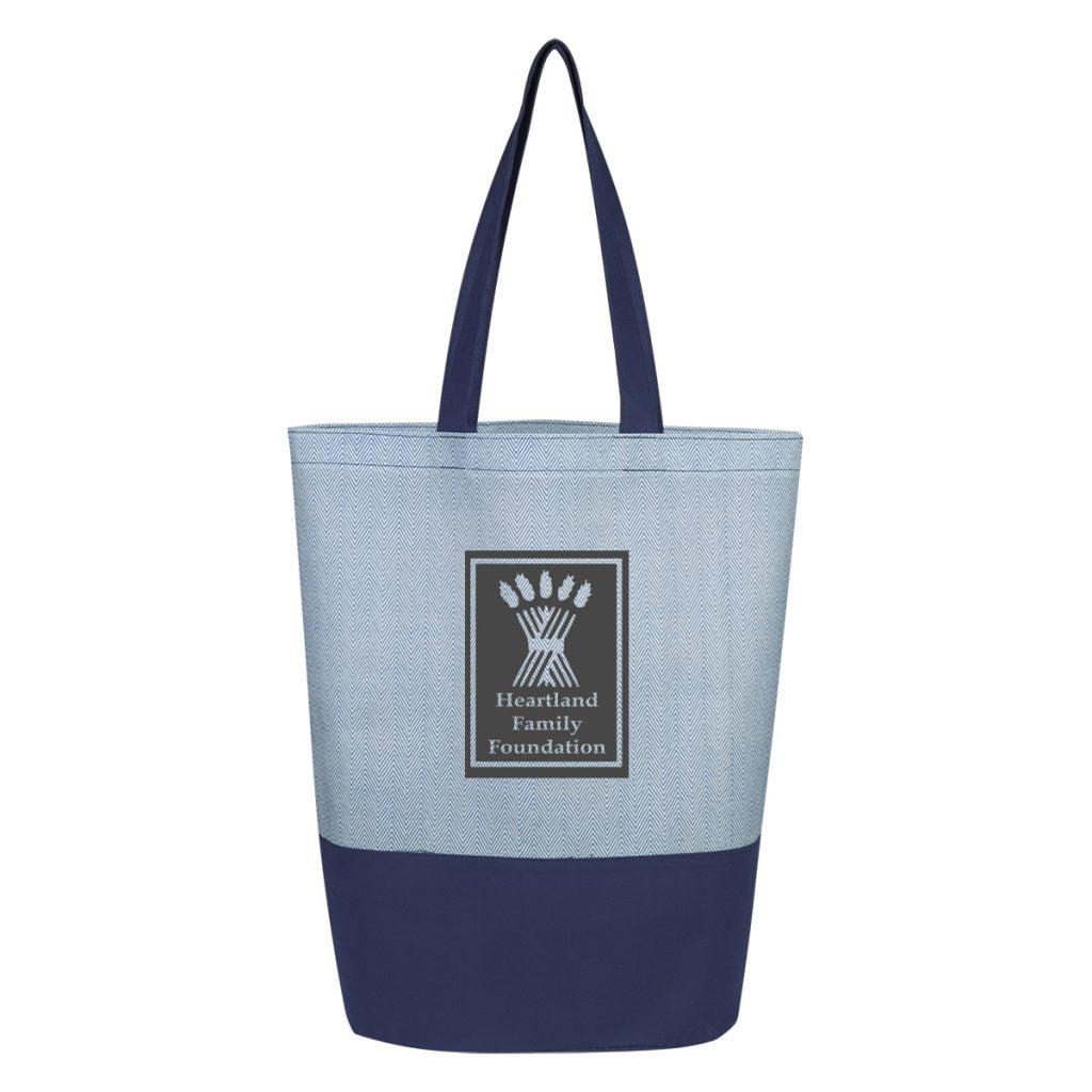 Heartland Family Foundation tote bag