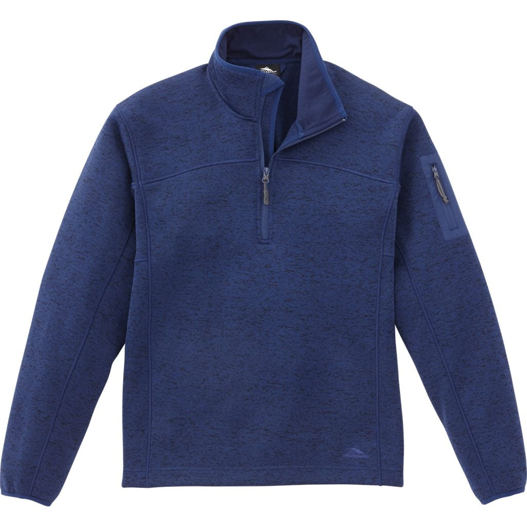 High Sierra quarter zip