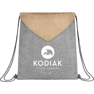 Kodiak drawstring bag
