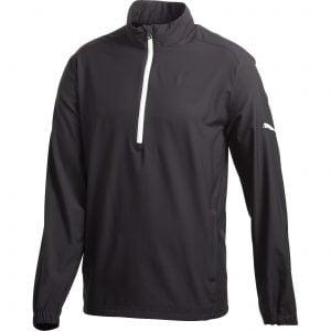 Puma half zip jacket